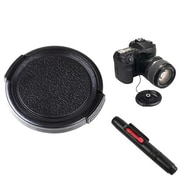 Insten® 498031 3-Piece DV Cap Bundle For 46 mm Filters/Adapters/Lens