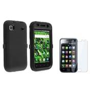 Insten® 527926 2-Piece Case Bundle For Samsung Vibrant T959