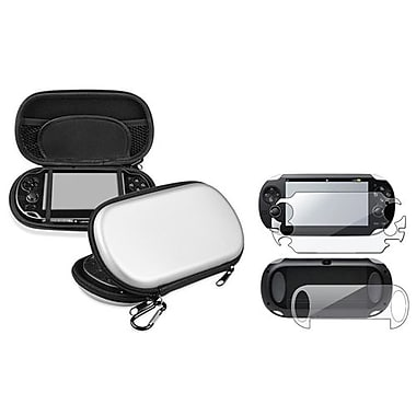 Insten® 547838 2-Piece Game Case Bundle For Sony PlayStation Vita