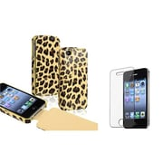 Insten® 588150 2-Piece iPhone Case Bundle For Apple iPhone 4/4S