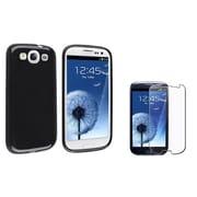 Insten® 641430 2-Piece Screen Protector Bundle For Samsung Galaxy S3