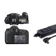 Insten® 661092 2-Piece DV Remote Control Bundle For Canon RS-80N3