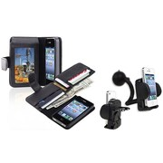 Insten® 674281 2-Piece iPhone Case Bundle For Apple iPhone 4/4S