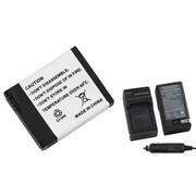 Insten® 683492 2-Piece DV Battery Bundle For Digital Camera AHDBT-001/GoPro AHDBT-001