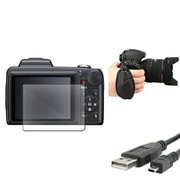 Insten® 725277 3-Piece DV Cable Bundle For Nikon L100/L110/Nikon UC-E6, Coolpix 4600/7900/8800