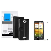 Insten® 725940 2-Piece Case Bundle For HTC-One X