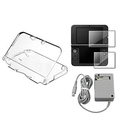 Insten® 737250 3-Piece Game Case Bundle For Nintendo DSi/DSi LL/XL/2DS/3DS