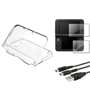 Insten® 737254 3-Piece Game Cable Bundle For Nintendo 3DS XL/LL/Dsi/NDS Lite