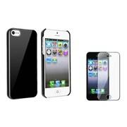 Insten® 771438 2-Piece iPhone Case Bundle For Apple iPhone 5/5S/5C