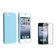 Insten® 771441 2-Piece iPhone Case Bundle For Apple iPhone 5/5S/5C