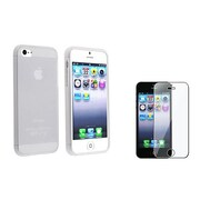 Insten® 771473 2-Piece iPhone Screen Protector Bundle For iPhone 5/5C/5S