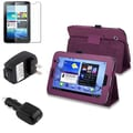 Insten® 797848 4-Piece Tablet Car Charger Bundle For Samsung Galaxy Tab 2 7.0/P3100/P3110/P3113