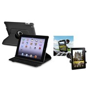 Insten® 810700 2-Piece Tablet Case Bundle For Apple iPad 2/3/4