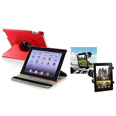 Insten® 810702 2-Piece Tablet Case Bundle For Apple iPad 2/3/4