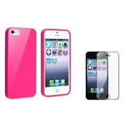 Insten® 817752 2-Piece iPhone Screen Protector Bundle For iPhone 5/5C/5S