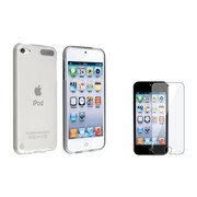 Insten® 821033 2-Piece MP3 Screen Protector Bundle For Apple iPod Touch 5th Gen