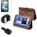 Insten® 822338 4-Piece Tablet Car Charger Bundle For Samsung Galaxy Tab 2 7.0/P3100/P3110/P3113