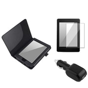 Insten® 823265 3-Piece Tablet Car Charger Bundle For Amazon Kindle PaperWhite