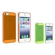 Insten® 833127 2-Piece iPhone Case Bundle For Apple iPhone 5/5S