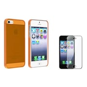 Insten® 861554 2-Piece iPhone Case Bundle For Apple iPhone 5/5S/5C