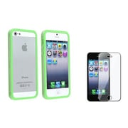 Insten® 864509 2-Piece iPhone Case Bundle For Apple iPhone 5/5S/5C