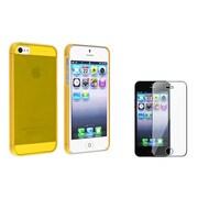 Insten® 864536 2-Piece iPhone Case Bundle For Apple iPhone 5/5S/5C