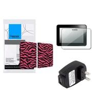 Insten® 902686 3-Piece Tablet Case Bundle For Amazon Kindle Fire HD 2012