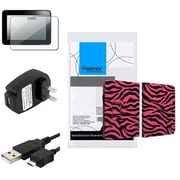 Insten® 902690 4-Piece Tablet Cable Bundle For Amazon Kindle Fire HD 2012