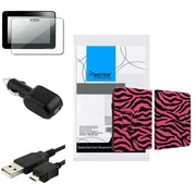 "Insten® 902691 4-Piece Car Charger Bundle For Amazon Kindle Fire HD 7"" 2012"