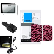 "Insten® 902710 4-Piece Car Charger Bundle For Amazon Kindle Fire HD 7"" 2012"
