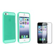 Insten® 933306 2-Piece iPhone Screen Protector Bundle For Apple iPhone 5/5C/5S