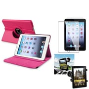 Insten® 960803 3-Piece Tablet Case Bundle For Apple iPad Mini/iPad Mini With Retina Display