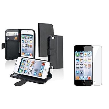 Insten® 962127 2-Piece MP3 Case Bundle For Apple iPod Touch 5th Gen