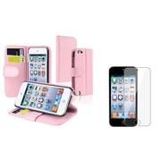 Insten® 962128 2-Piece MP3 Case Bundle For Apple iPod Touch 5th Gen