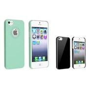 Insten® 977571 2-Piece iPhone Case Bundle For Apple iPhone 5/5S