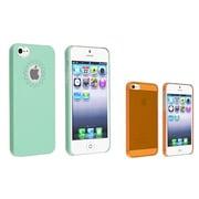 Insten® 977659 2-Piece iPhone Case Bundle For Apple iPhone 5/5S