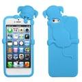 Insten® Dog Peeking Pets Skin Covers F/iPhone 5/5S