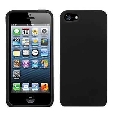 Insten® Rubberized Phone Protector Covers F/iPhone 5/5S
