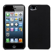 Insten® Phone Protector Cover F/iPhone 5/5S, Carbon Fiber