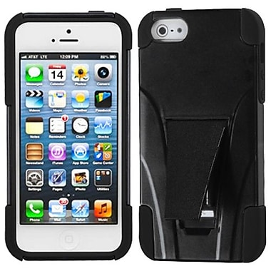 Insten® Protector Covers W/Inverse Advanced Armor Stand F/iPhone 5/5S