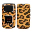 Insten® Skin Phone Protector Case For Samsung A847 (Rugby II), Leopard