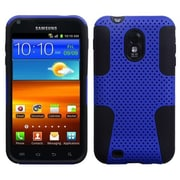 Insten® Astronoot Phone Protector Case For Samsung Epic 4G Touch/Galaxy S II, Dark Blue/Black