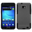 Insten® Astronoot Phone Protector Case For Samsung I777 Galaxy S2, Grey/Black