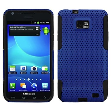 Insten® Astronoot Phone Protector Case For Samsung I777 Galaxy S2, Dark Blue/Black
