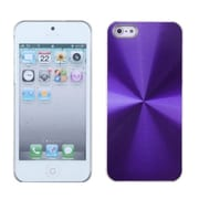 Insten® Cosmo Back Protector Cover F/iPhone 5/5S, Purple