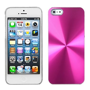 Insten® Cosmo Back Protector Cover F/iPhone 5/5S, Hot-Pink