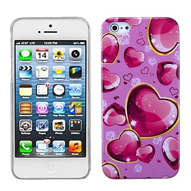 Insten® Phone Back Protector Cover F/iPhone 5/5S, Dream Hearts