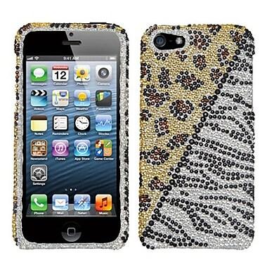 Insten® Diamante Phone Protector Cover F/iPhone 5/5S, Hottie