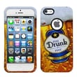Insten® Phone Protector Cover W/Decorative Rings F/iPhone 5/5S, Piss Drunk Beer Mug