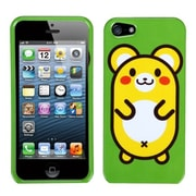 Insten® Phone Protector Cover F/iPhone 5/5S, Cute Hamster